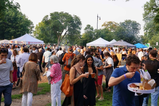 Twenty-One New Restaurants Featured at Green City Market's 15th Annual Chef BBQ Benefit July 16