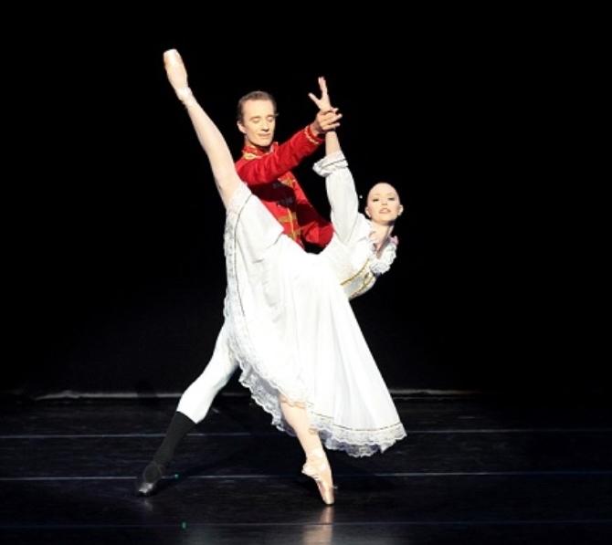Gainesville Ballet:  `The Nutcracker`