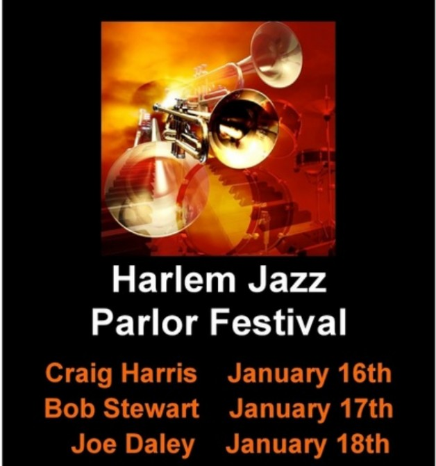 Harlem Jazz Parlor Festival - Martin Luther King Jr. Weekend