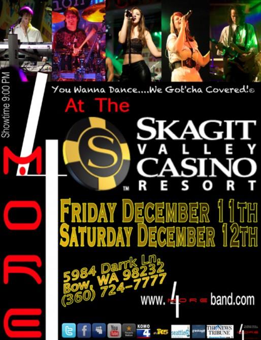 The Skagit Ridge Hotel