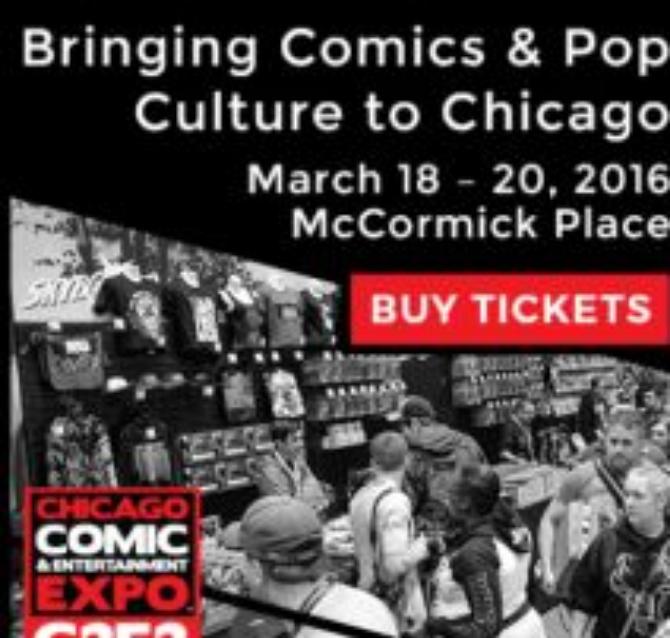 convention chicago march 2016 c2e2 chicago comic entertainment expo 18 mar 2016