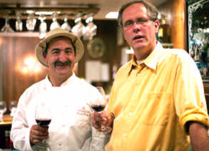 Bella Bacinos in Downtown La Grange Hosts Wine Event Featuring Gray Hartley, Wine Maker of Hartley-Ostini Hitching Post Winery on Wednesday, Jan. 20