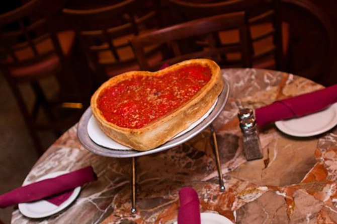 Valentine's Weekend Celebration at Bacino's and Bella Bacinos
