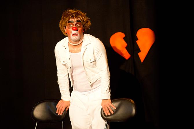 CLOWNLOVESHOW - Spettacolo comico senza parole