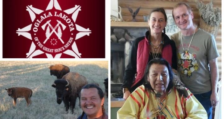 Native American Medicine Academz presents Die Lakota 4 Richtungen Tour 2016 in Nuernberg