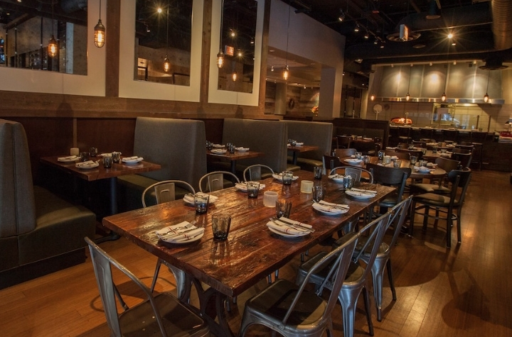 Osteria La Madia's Chef's Table on May 11 will bring the day's Green City Market bounty to life