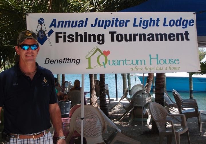 10th Annual Jupiter Light Lodge Fishing Tournament benefiting Quantum House