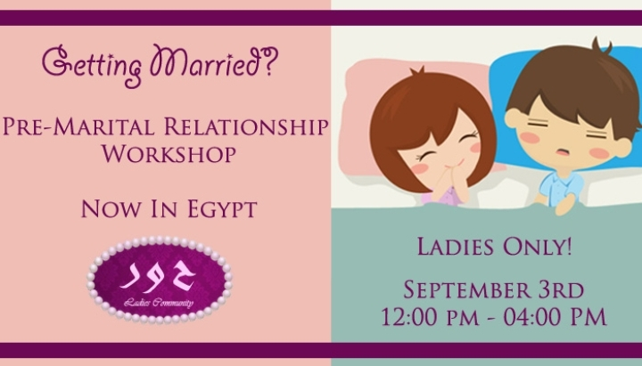 Marital Relationship Preparation Workshop Lad