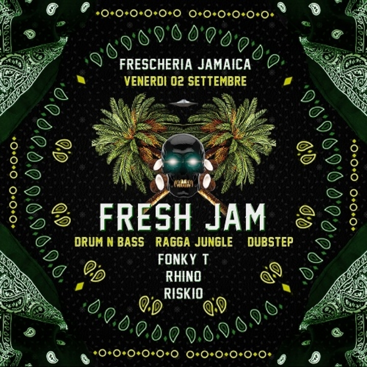 Fresh Jam - DnB - Ragga/Jungle - Dubstep Part