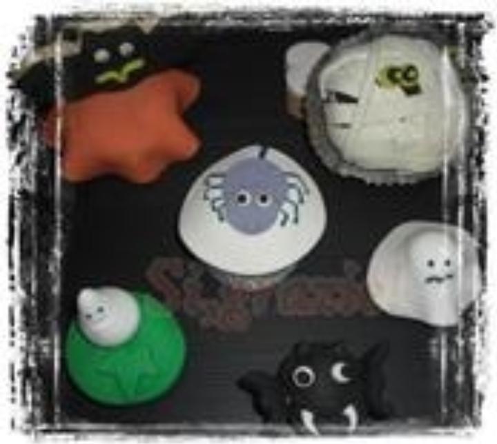 Corso Decorazione Cupcakes Di Halloween S Grazie