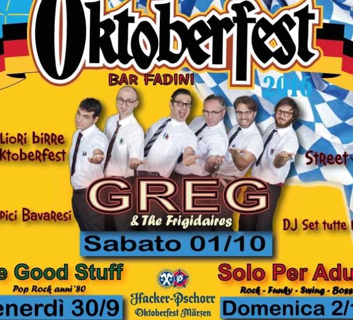 Oktoberfest Giulianova bar Fadini