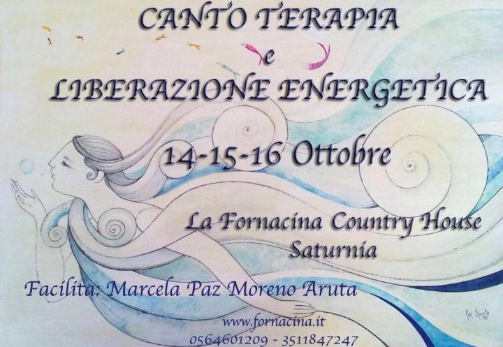 Cantoterapia e Liberazione Energetica