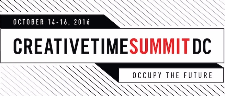 Creative Time Summit 2016: Occupy the Future