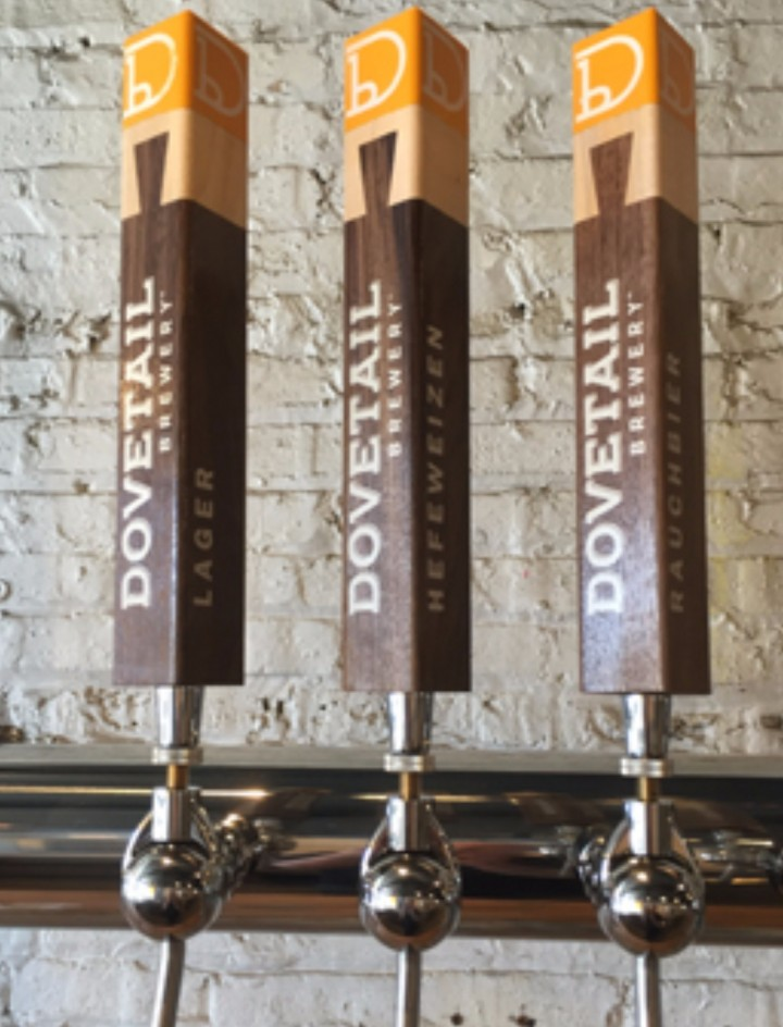 Dovetail Brewery Again Hosts Frühschoppen in its Taproom October 23