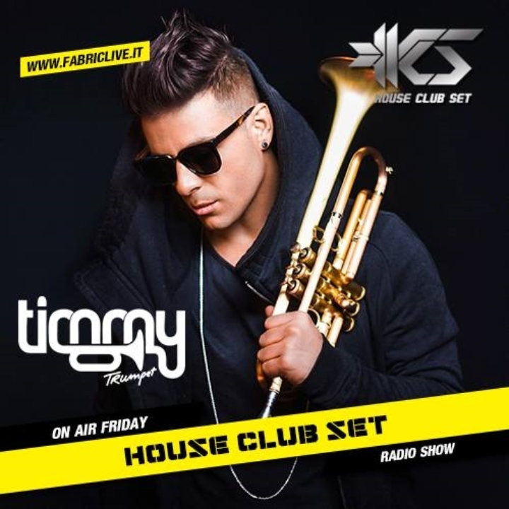 TIMMY TRUMPET ON HOUSE CLUB SET