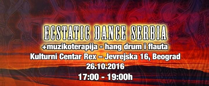 Ecstatic Dance, Beograd