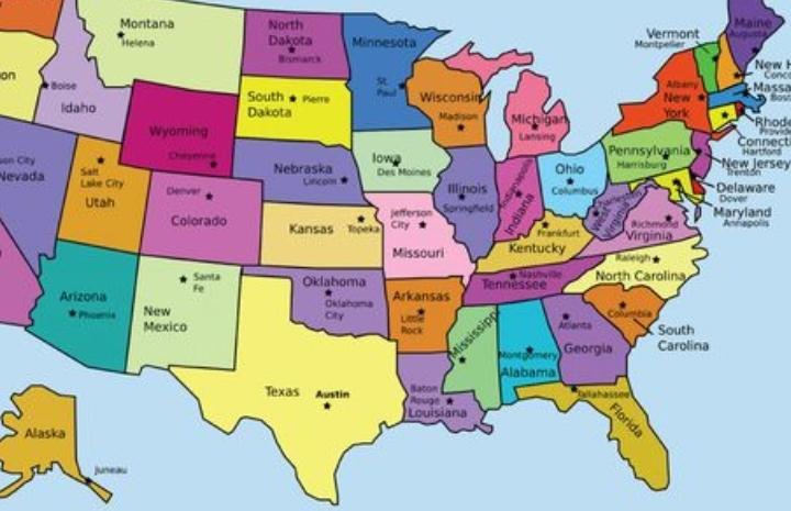 Homeschool Class: American Geography