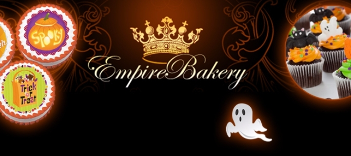 Spookily Tasty Baked Goods Sale