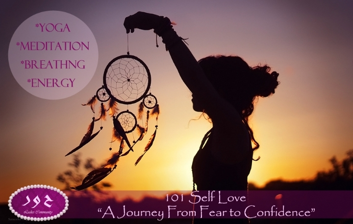 """101 Self-Love """"A Journey from Fear to Self-Co"""