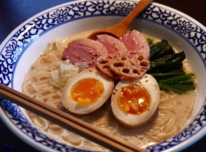 Become a Japanese Chef - Homemade Ramen and G