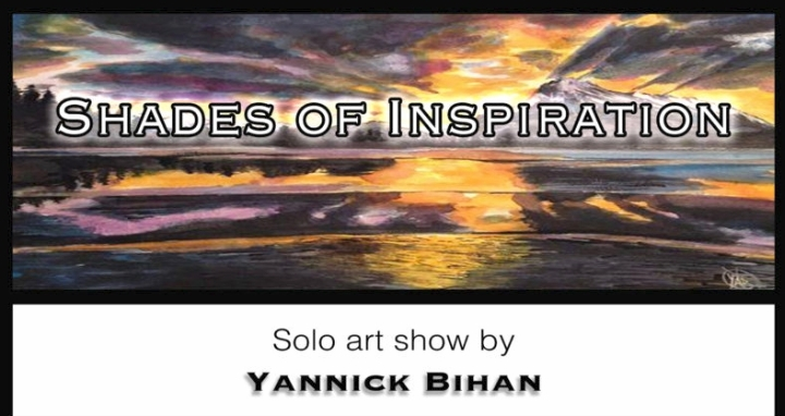 """Shade of Inspiration"" Solo Art Show by Yanni"