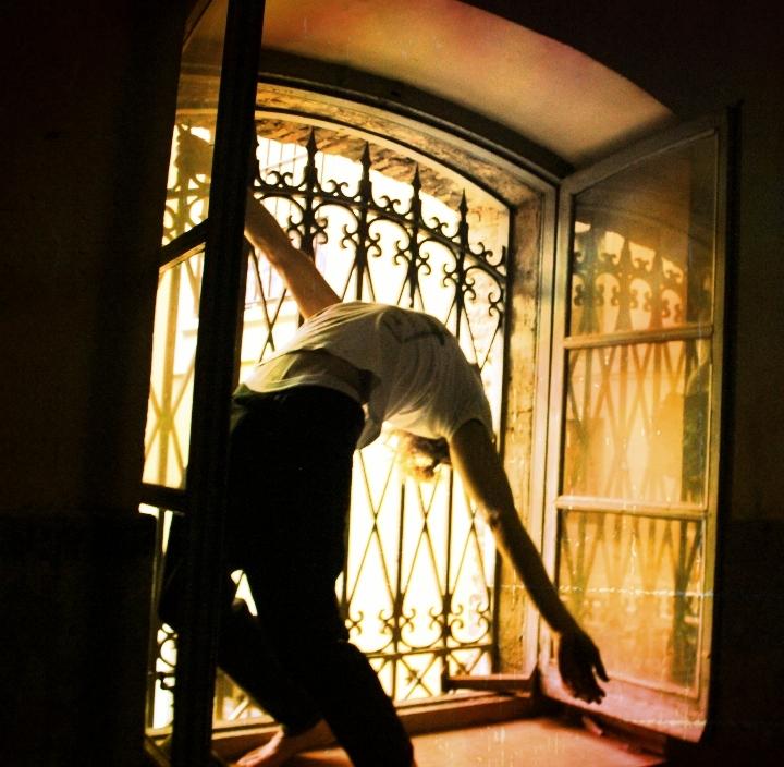 Danza contemporánea ` De la sensación a las imágenes!