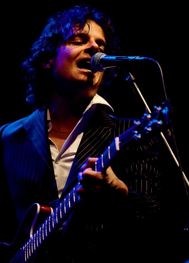 Milano Blues 89: venerdì 2 dicembre Matteo Sansonetto Blues Revue allo Spazio Teatro 89