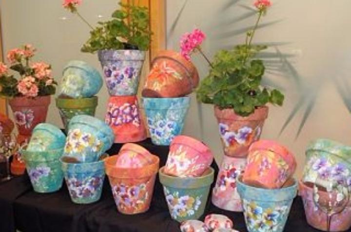 Paramus High Craft Show
