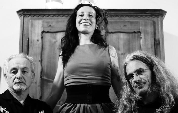 Il blues del Voosa Trio allo Spazio Teatro 89 di Milano venerdì 9 dicembre