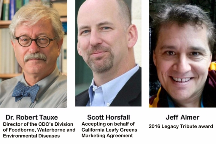STOP Foodborne Illness hosts Holiday Benefit Honoring Three Food Safety Heroes at the Food Safety Consortium, December 6
