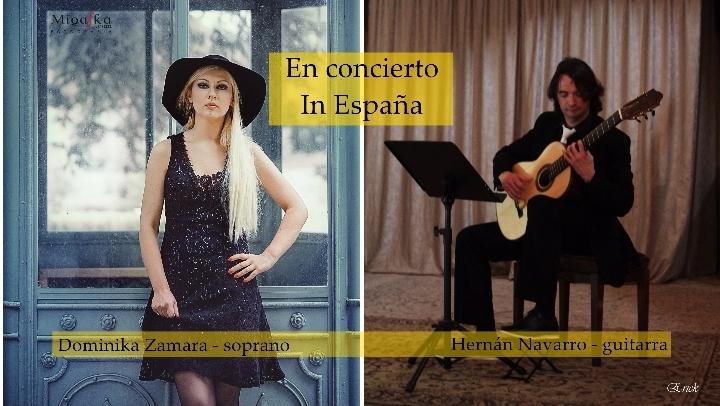 En concierto in  España