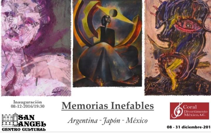 Memorias Inefables Argentina-Japón-México