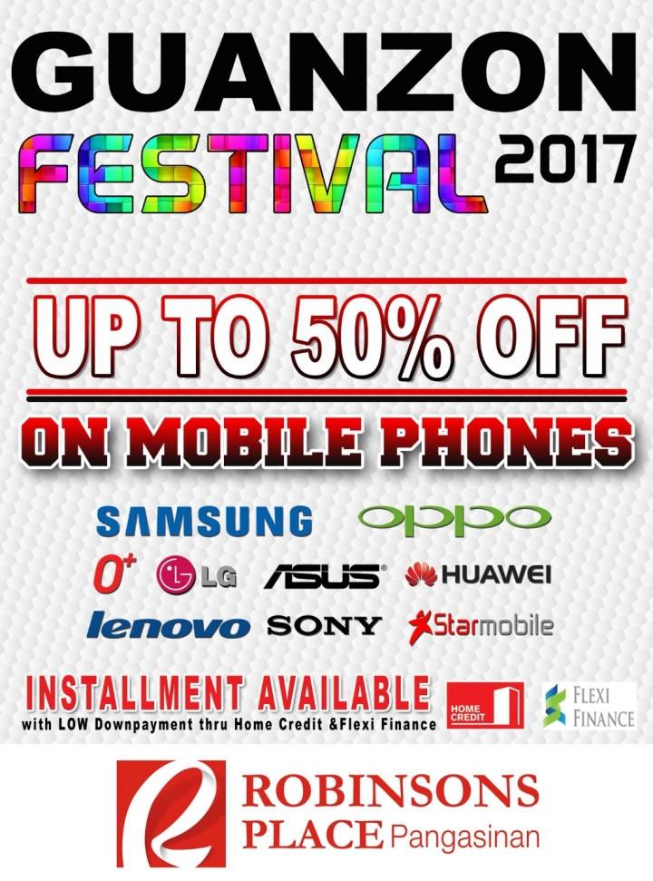 GUANZON FESTIVAL 2017