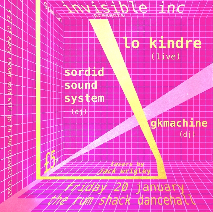 Invisible Inc with Lo Kindre (live)