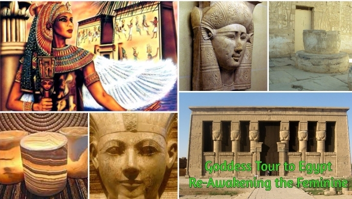 Goddess Tour to Egypt
