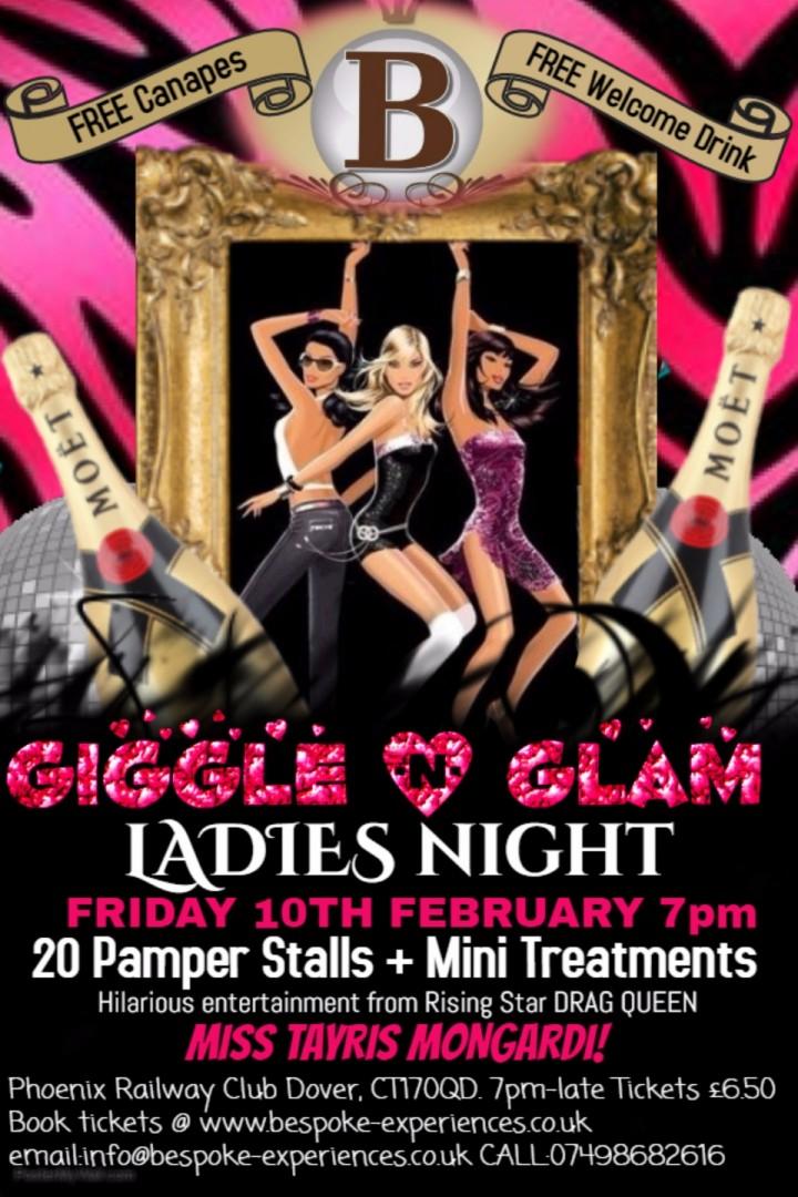 Giggle & Glam Ladies Night