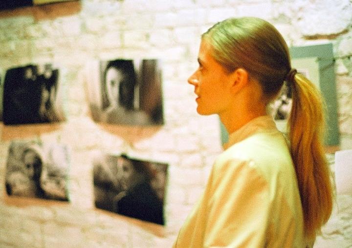 """Мастер-класс """"Организация фотовыставки. От А"""
