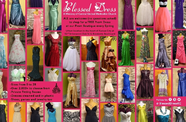 Blessed Dress KC - FREE Prom Boutique