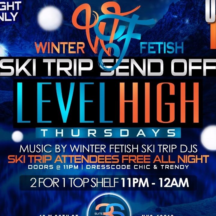 Level High Thursdays @ Suite 36