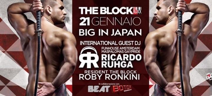 "Sab.21 Gen. 2017 The Block present: ""BIG in J"