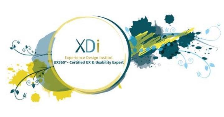 UX 360° – Certified UX & Usability Expert, Kö