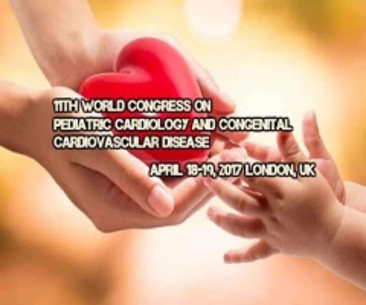 11th World Congress on Pediatric Cardiology a