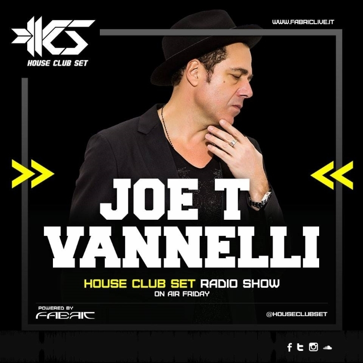 JOE T VANNELLI ON HOUSE CLUB SET