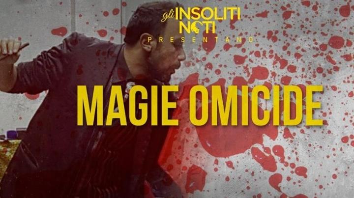 Cena con delitto : Magie Omicide.