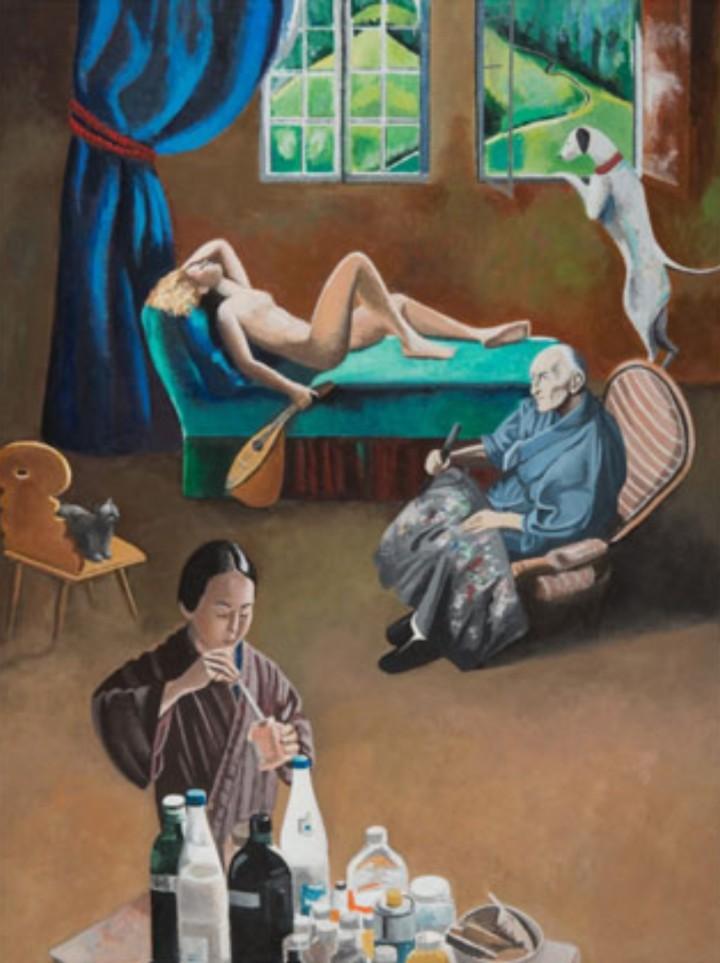 Exposition Femmes d'artistes, femmes artistes