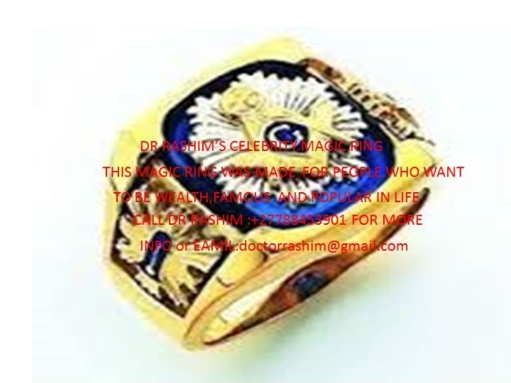 Get a magic ring that will bring powers and d