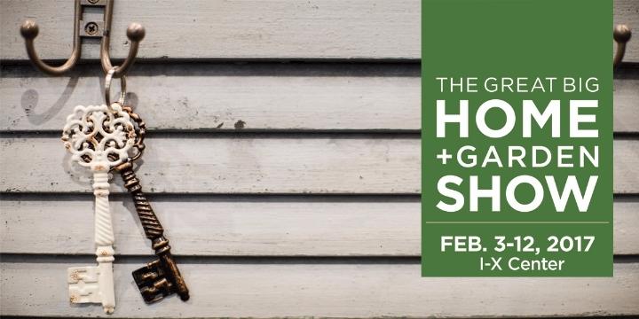 Great big home garden show i x center cleveland 3 Cleveland home and garden show 2017