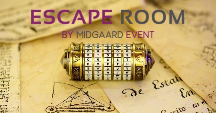 Escape Room og Bobler - First Tuesday