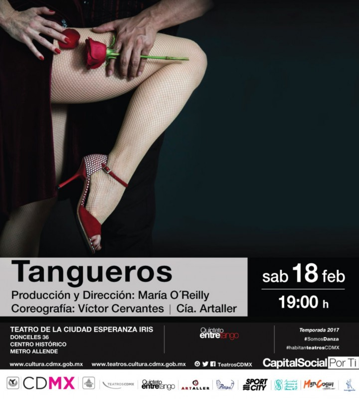 Tangueros - Quinteto Entretango