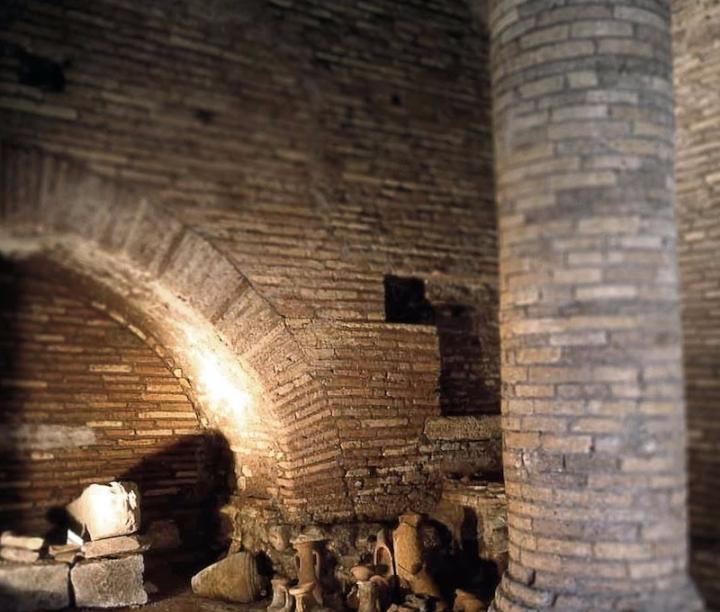Roma sotterranea e segreta San Paolo alla Reg